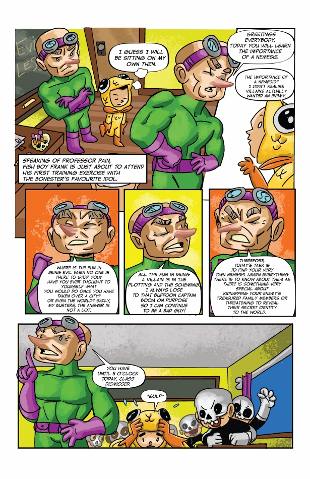 Power Punch Boot Camp - Page 26
