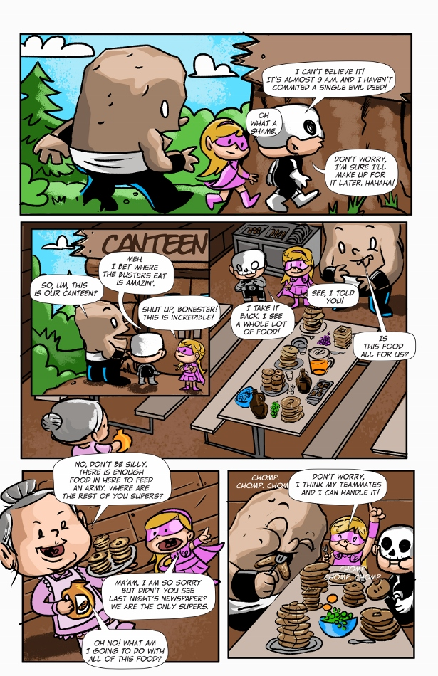 Power Punch Boot Camp - Page 22