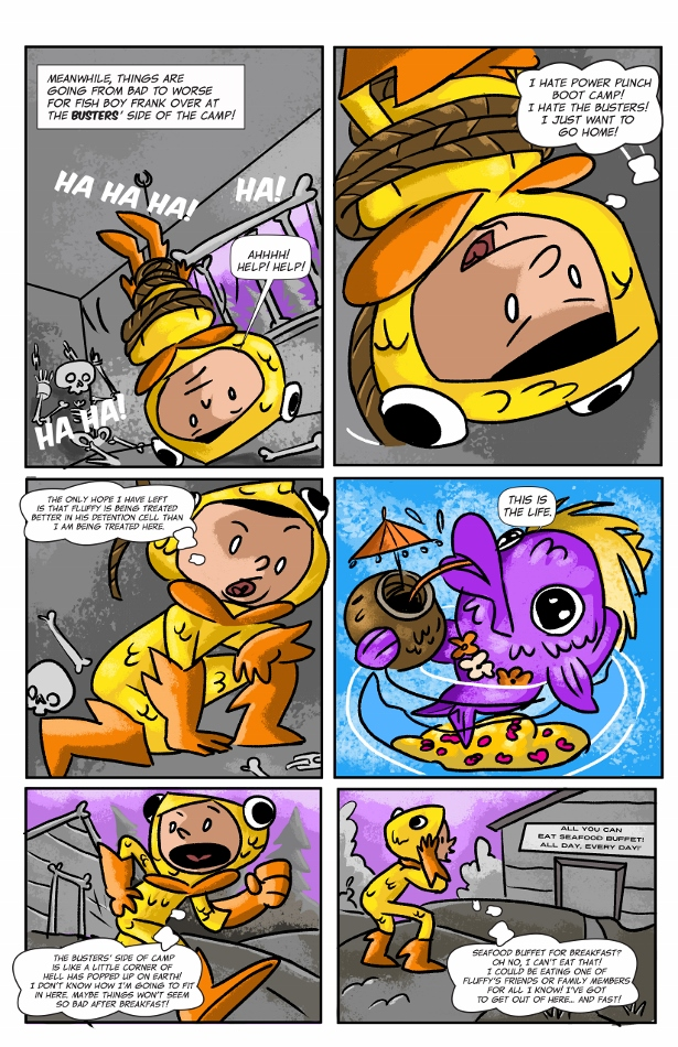 Power Punch Boot Camp - Page 23