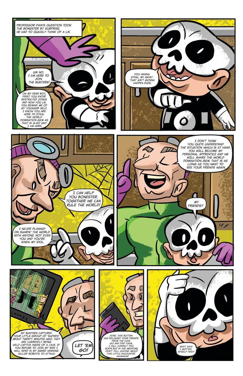 Power Punch Boot Camp - Page 53
